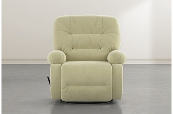 Decker III Spring Swivel Glider Recliner