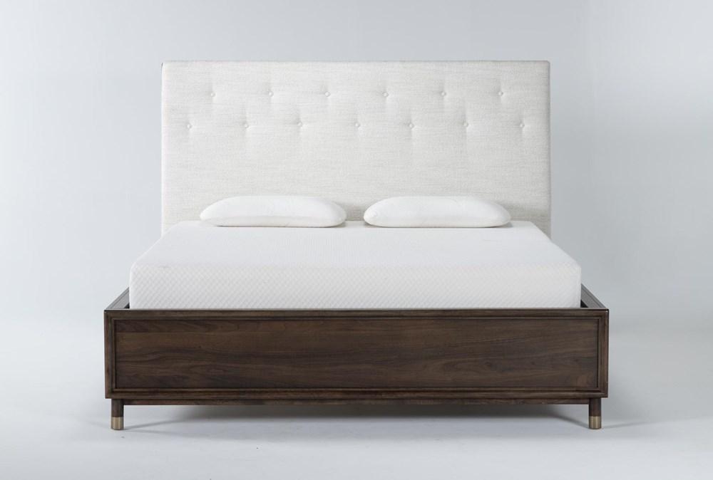 Brighton Eastern King Upholstered Platform Bed By Nate Berkus And Jeremiah Brent
