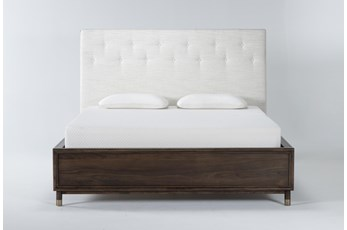 Brighton California King Upholstered Platform Bed By Nate Berkus And Jeremiah Brent