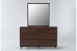 Brighton Dresser/Mirror By Nate Berkus And Jeremiah Brent