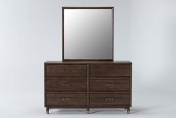 Brighton Dresser/Mirror By Nate Berkus And Jeremiah Brent