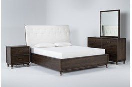 Brighton Queen 4 Piece Bedroom Set By Nate Berkus And Jeremiah Brent