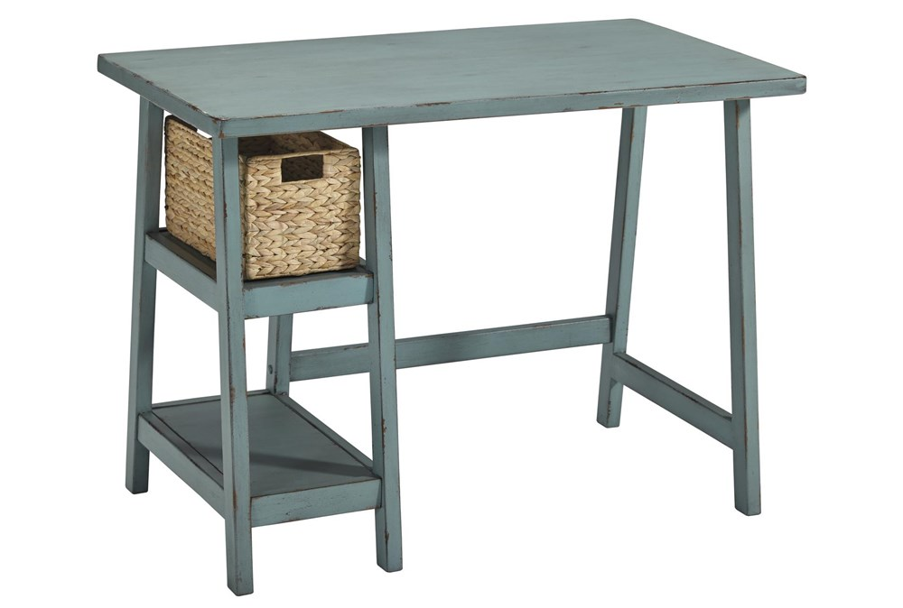 "Darby Blue 42"" Desk"