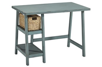 "Darby Blue 42"" Desk"