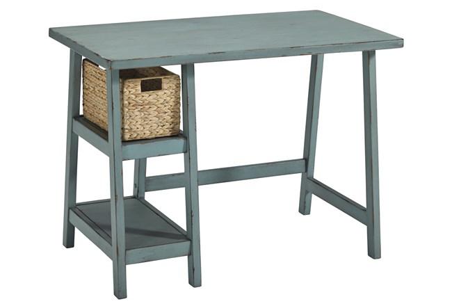 "Darby Blue 42"" Desk - 360"
