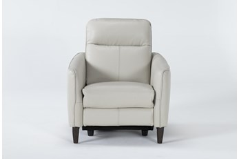 Belinda Leather Power Recliner
