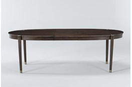 Brighton Oval Dining Table By Nate Berkus and Jeremiah Brent