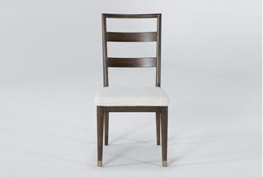 Brighton Dining Chair With Upholstered Seat By Nate Berkus and Jeremiah Brent