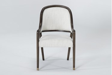 Brighton Dining Arm Chair  By Nate Berkus and Jeremiah Brent