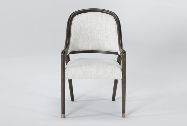 Brighton Dining Arm Chair  By Nate Berkus and Jeremiah Brent - 360