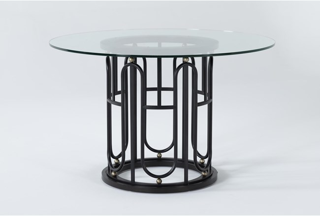 Palais Round Dining Table By Nate Berkus and Jeremiah Brent - 360