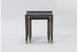 Brighton Nesting Tables By Nate Berkus and Jeremiah Brent