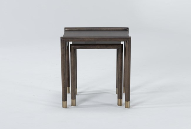 Brighton Nesting Tables By Nate Berkus and Jeremiah Brent - 360