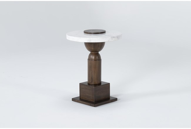 Brighton Accent Table By Nate Berkus and Jeremiah Brent - 360