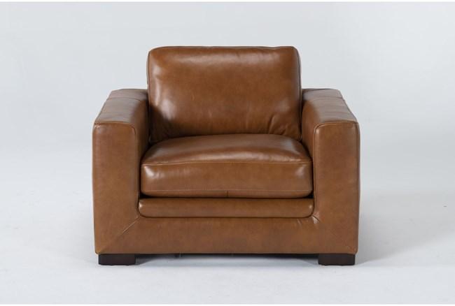 Mason Leather Chair - 360