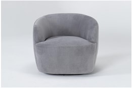 Abby Swivel Accent Chair