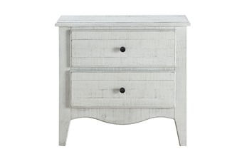 "Ella 2 Drawer 28"" Nightstand"
