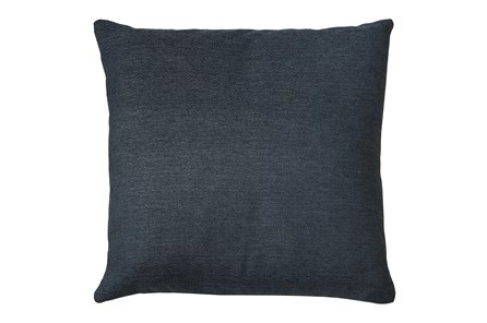 24X24 Zander Indigo Blue Throw Pillow - Main
