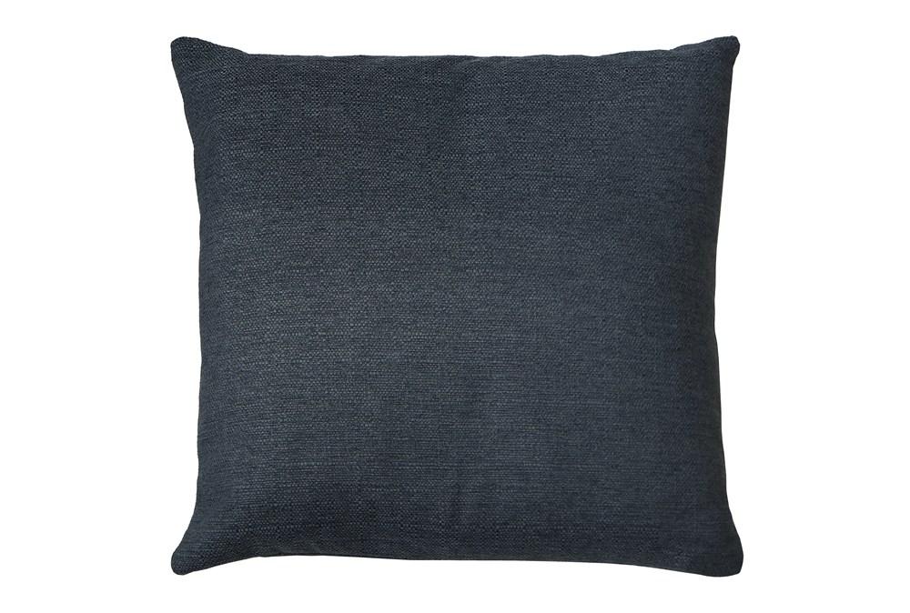 20X20 Zander Indigo Blue Throw Pillow