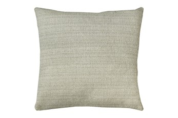 24X24 Macintosh Cotton White Multi Throw Pillow