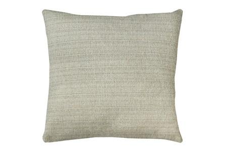 24X24 Macintosh Cotton White Multi Throw Pillow - Main