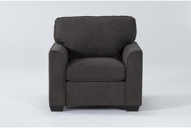 Shea Graphite Chair - 360