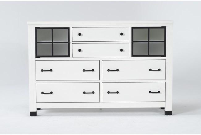 Wade 6 Drawer Dresser - 360