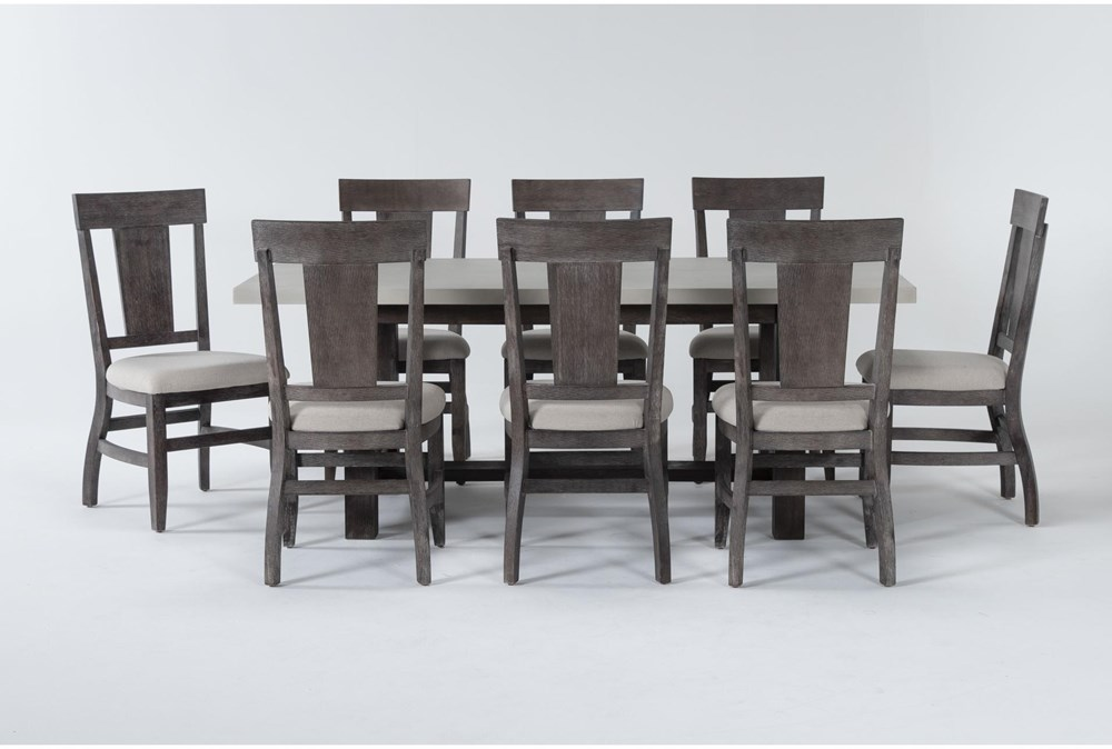 Anders 9 Piece Rectangle Dining Set