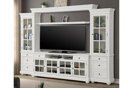 "Cape Cod 113"" 3 Piece Entertainment Center"