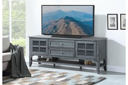 Highland 76 Inch Tv Console