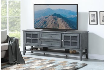 Highland 76 Inch Tv Console