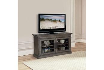 Sundance Grey 63 Inch Tv Console