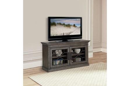Sundance Grey 63 Inch Tv Console - Main