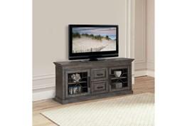 Sundance Grey 76 Inch Tv Console