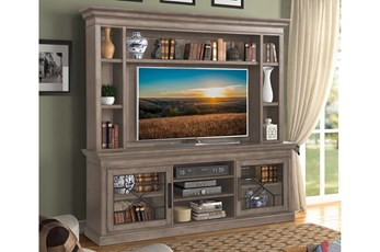Sundance Sandstone 4Pc Entertainment Center