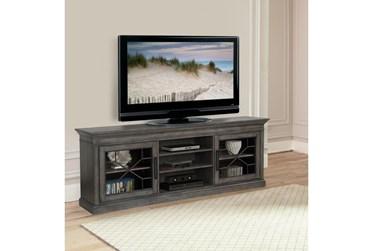 Sundance Grey 92 Inch Tv Console
