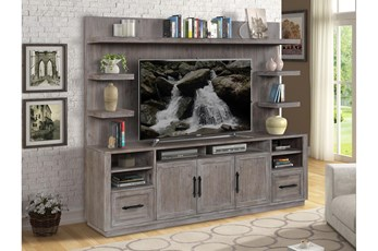 Vector 2Pc Entertainment Center