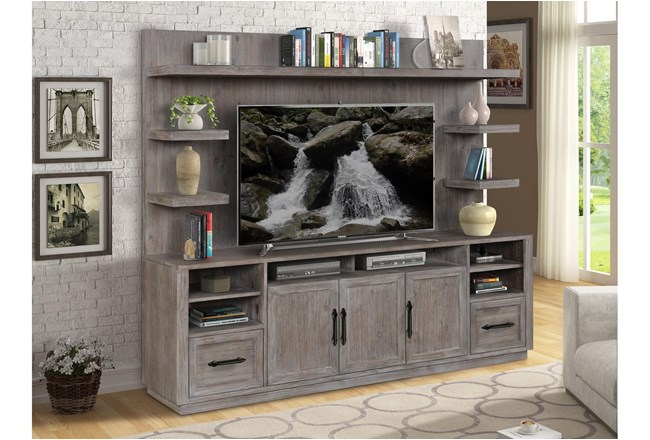 Vector 2Pc Entertainment Center - 360