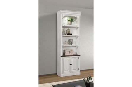 Provence 32 Inch Open Top Bookcase - Main
