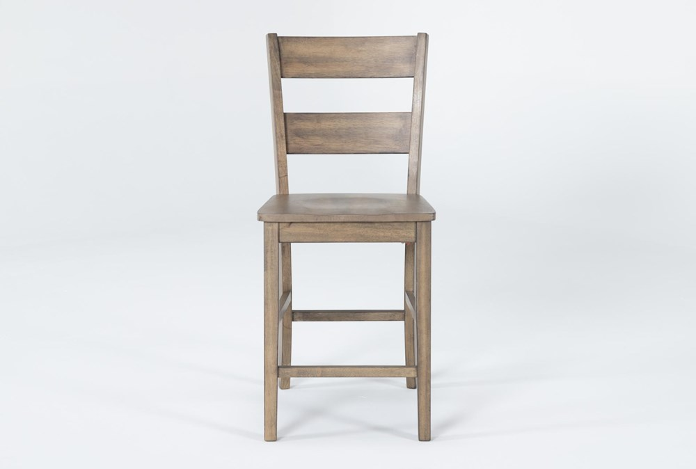 "Matias Brown 40"" Counter Stool"