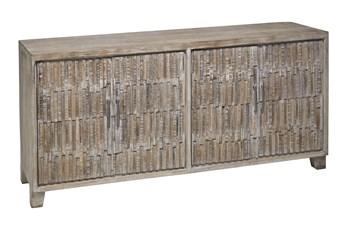 """Tremont 4 Door 80"""" Sideboard"""