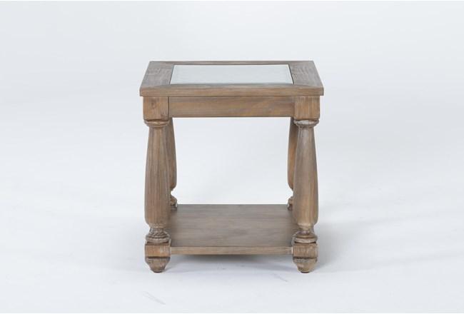 Savannah End Table  - 360