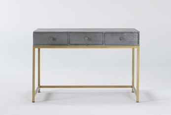 "Glendale Grey 48"" Desk"