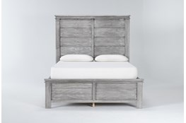 Seattle Eastern King Panel Bed