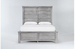 Seattle Queen Panel Bed