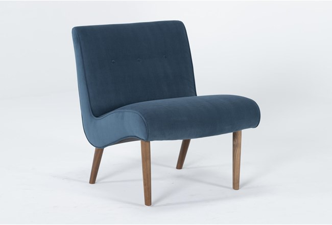Avery Swoop Accent Chair - 360