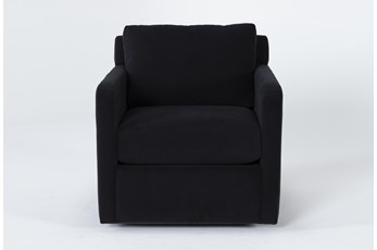 Aidan IV Twist Swivel Accent Chair