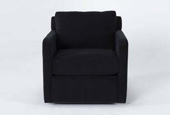 Aidan IV Twist Swivel Accent Chair
