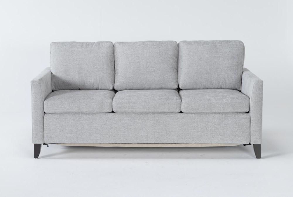Mikayla Smoke Queen Plus Sofa Sleeper
