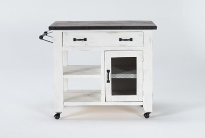Lima Kitchen Island Living Spaces